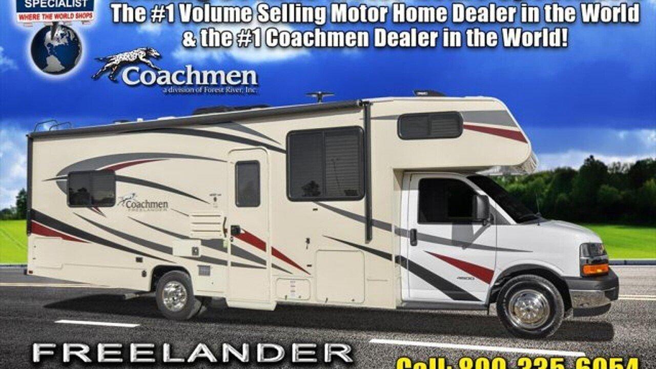 2018 Coachmen Freelander for sale 300150482