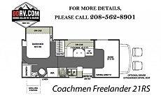 2018 Coachmen Freelander for sale 300153742