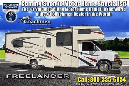 2018 Coachmen Freelander for sale 300156588