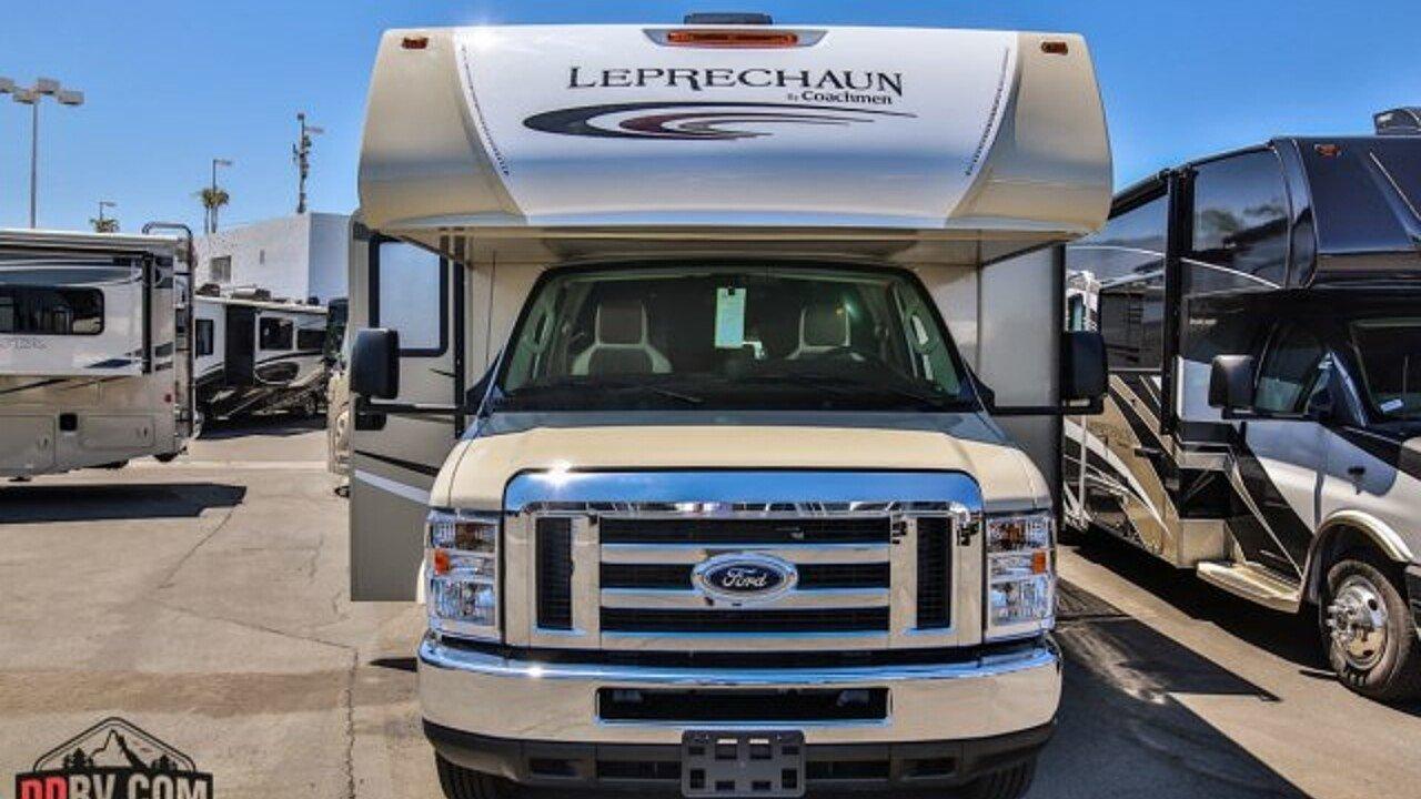2018 Coachmen Leprechaun for sale 300142860
