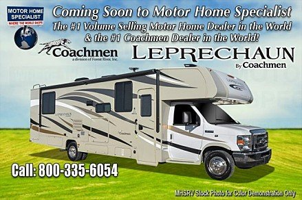 2018 Coachmen Leprechaun for sale 300150192