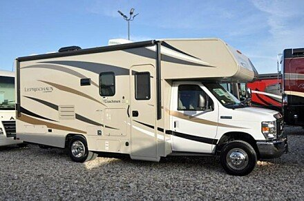 2018 Coachmen Leprechaun for sale 300150300