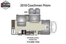 2018 Coachmen Prism for sale 300154508