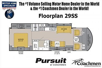 2018 Coachmen Pursuit for sale 300149075
