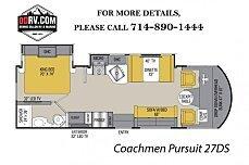 2018 Coachmen Pursuit for sale 300146886