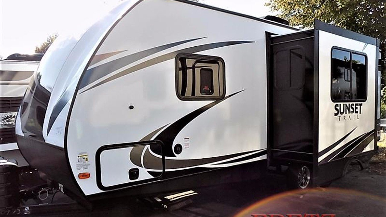2018 Crossroads Sunset Trail Super Lite for sale 300156263