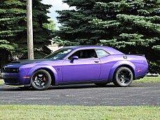 2018 Dodge Challenger SRT Demon for sale 101001221