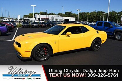 2018 Dodge Challenger for sale 101030995