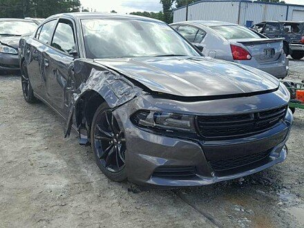 2018 Dodge Charger SXT for sale 101046586