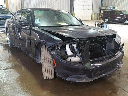 2018 Dodge Charger SXT Plus for sale 101046626