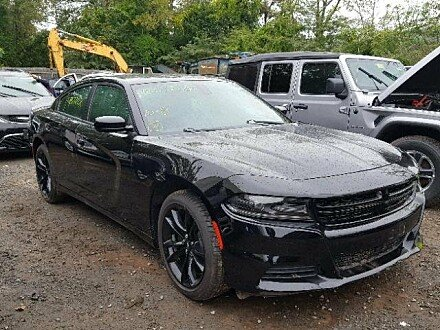 2018 Dodge Charger SXT for sale 101051652