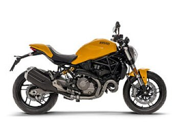 2018 Ducati Monster 821 for sale 200522025