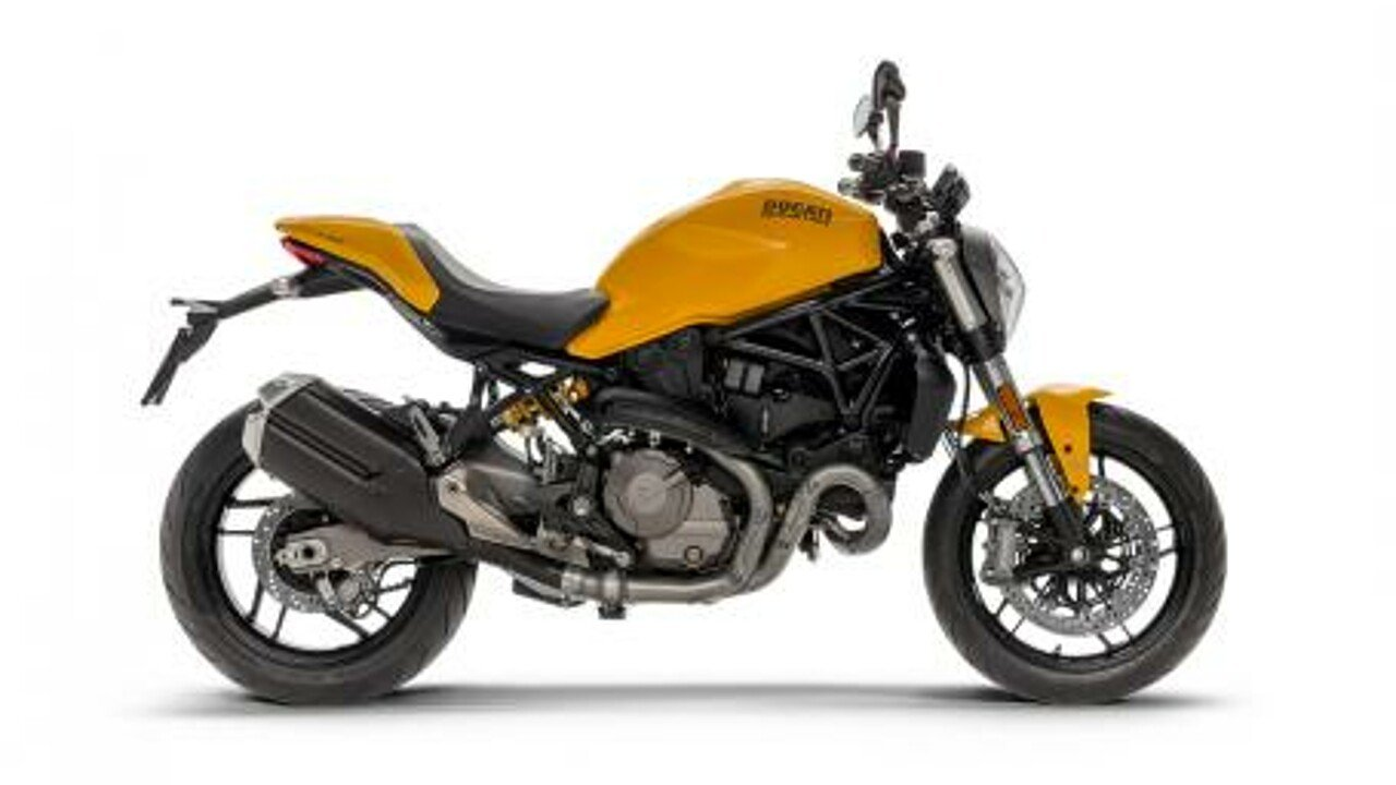 2018 Ducati Monster 821 For Sale 200531802