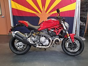 2018 Ducati Monster 821 for sale 200545920