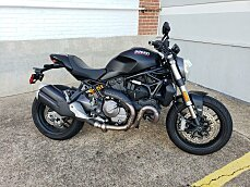 2018 Ducati Monster 821 for sale 200619068