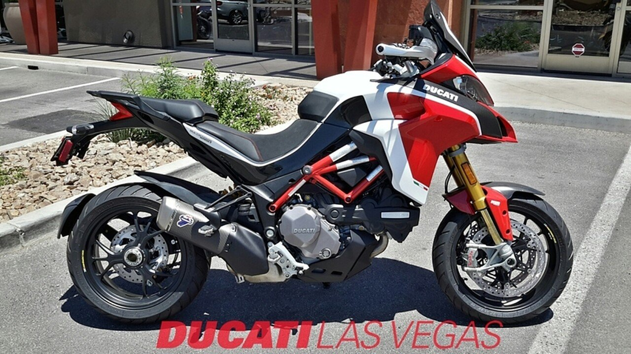 2018 Ducati Multistrada 1260 for sale 200524851