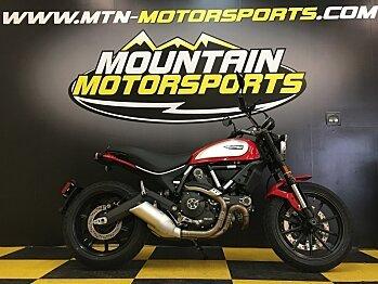 2018 Ducati Scrambler for sale 200540703
