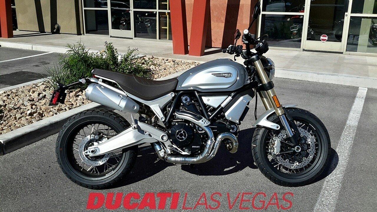 2018 Ducati Scrambler for sale 200579232