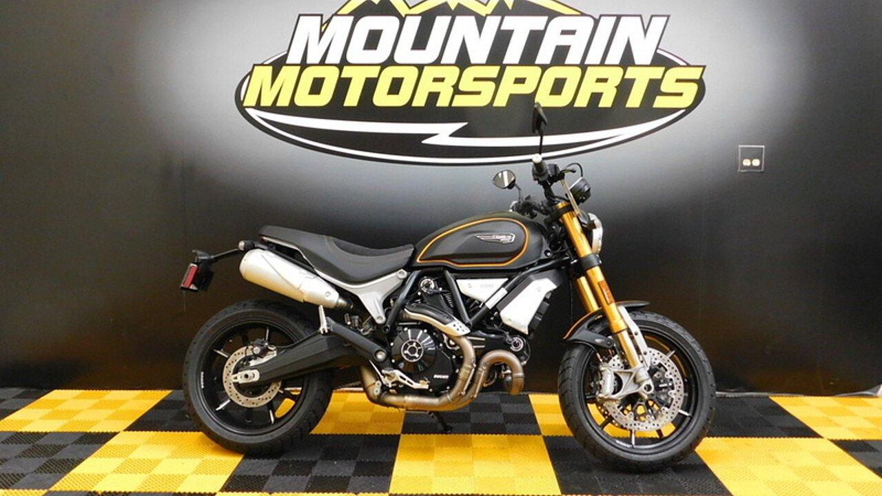 2018 Ducati Scrambler for sale 200585084