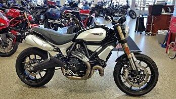 2018 Ducati Scrambler for sale 200619307