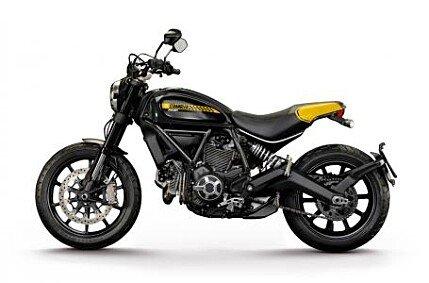 2018 Ducati Scrambler for sale 200526746