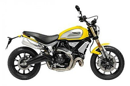 2018 Ducati Scrambler for sale 200604113