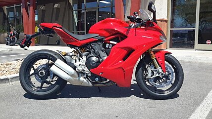 2018 Ducati Supersport 937 for sale 200503442