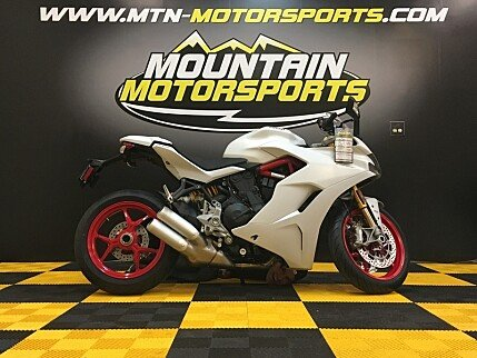 2018 Ducati Supersport 937 for sale 200572725