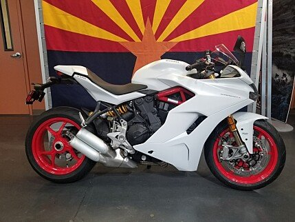 2018 Ducati Supersport 937 for sale 200573328