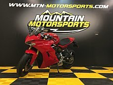2018 Ducati Supersport 937 for sale 200575244