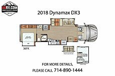 2018 Dynamax DX3 for sale 300156685