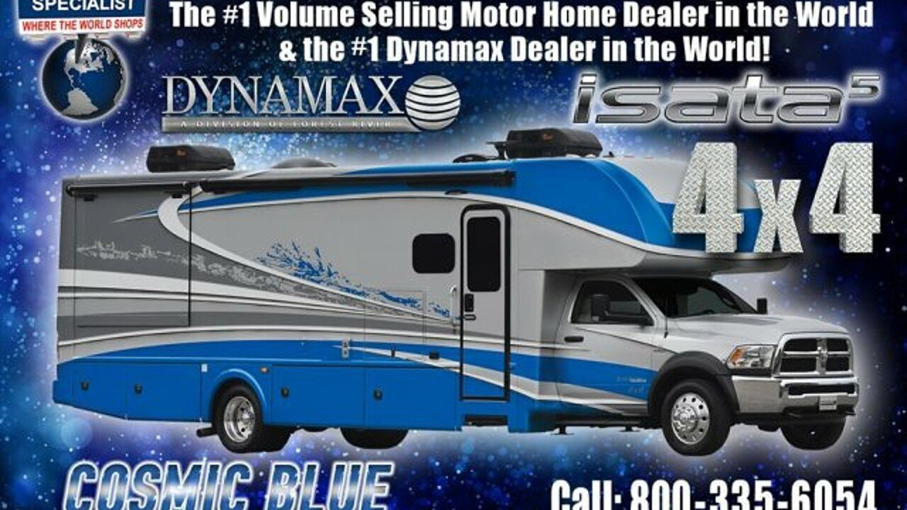 2018 Dynamax Isata for sale 300150308