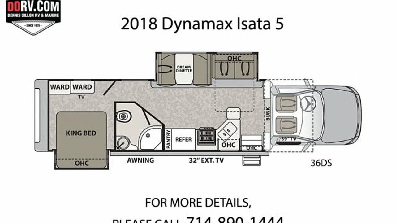 2018 Dynamax Isata for sale 300156686
