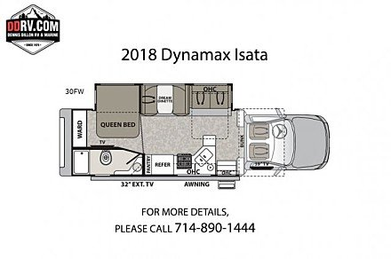 2018 Dynamax Isata for sale 300148248