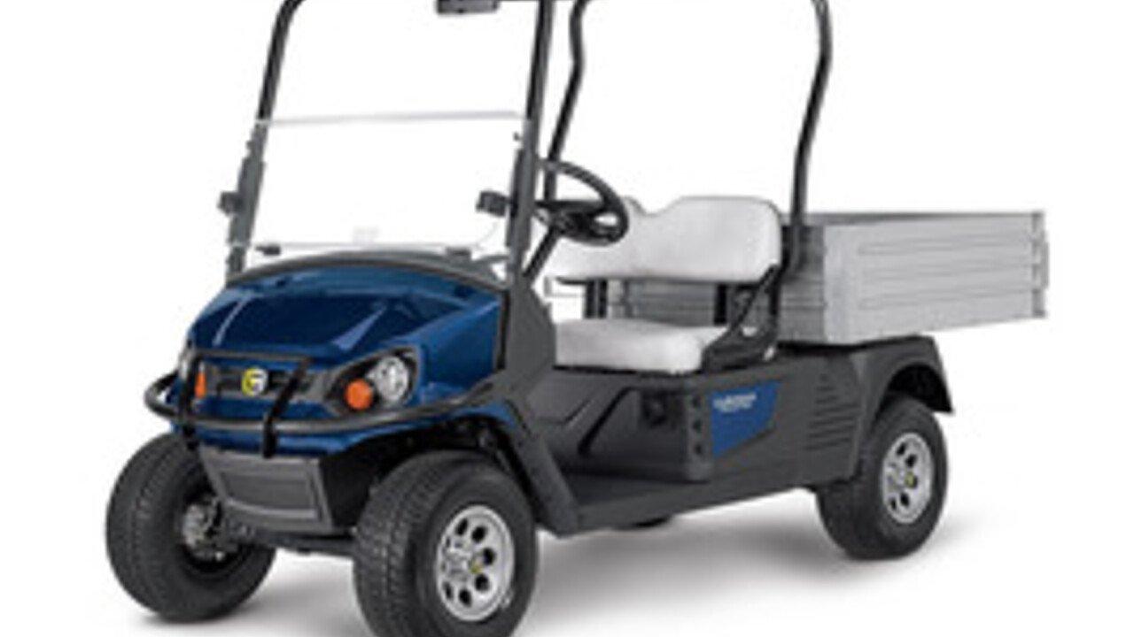 2018 E-Z-GO Hauler for sale 200532742