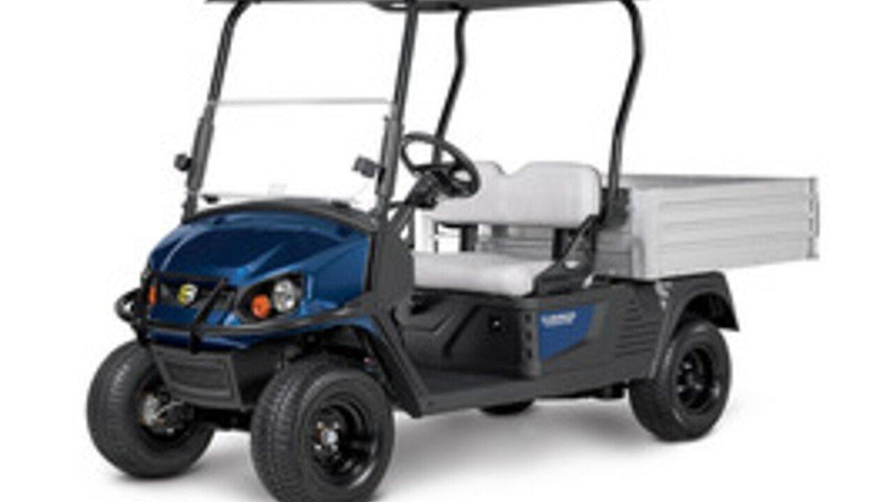 2018 E-Z-GO Hauler for sale 200543867