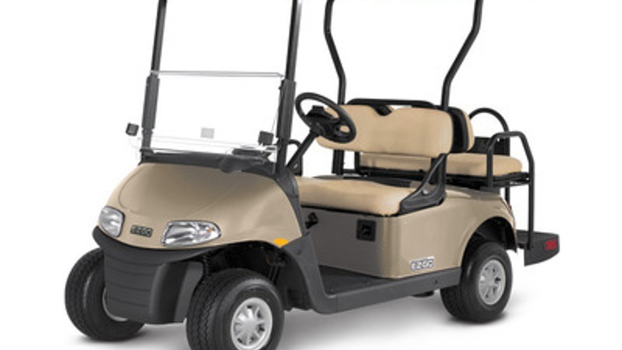 2018 E-Z-GO RXV for sale 200529337