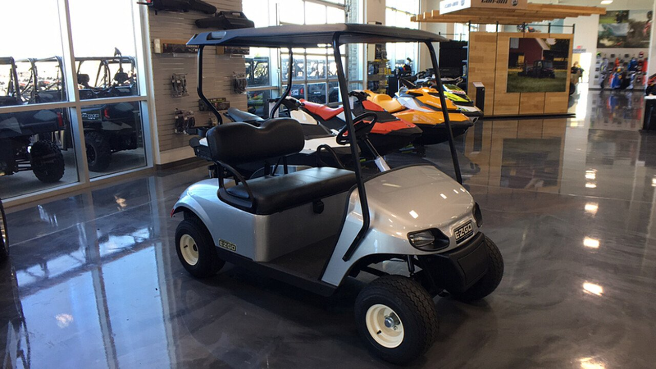 2018 E-Z-GO TXT for sale 200497760