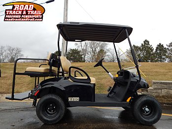 2018 E-Z-GO TXT for sale 200525403