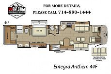 2018 Entegra Anthem for sale 300148403