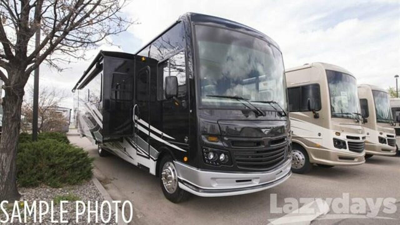 2018 Fleetwood Bounder 35P for sale 300157387