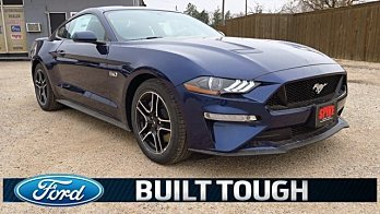 2018 Ford Mustang GT Coupe for sale 100912347