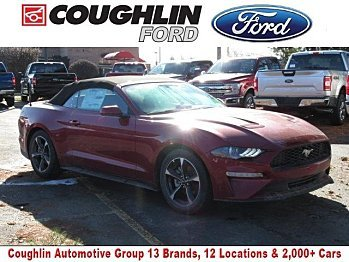2018 Ford Mustang for sale 100951518