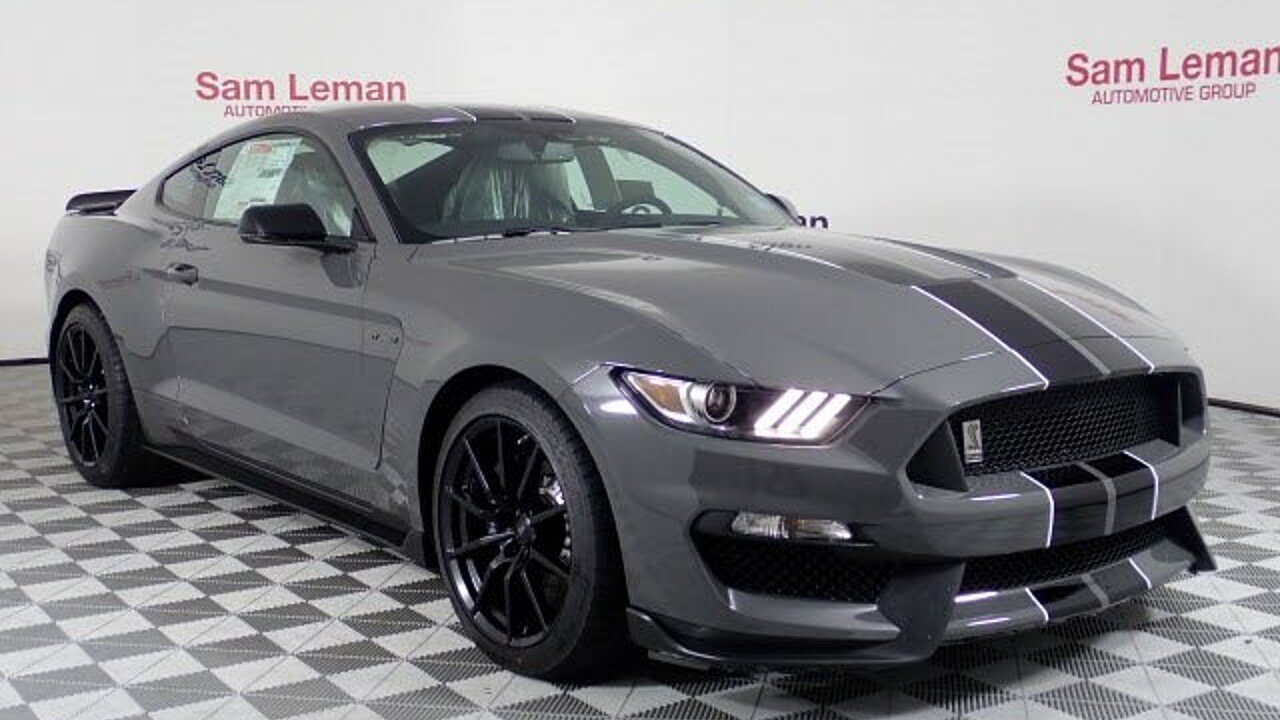 2018 Ford Mustang Shelby GT350 Coupe for sale 100985185