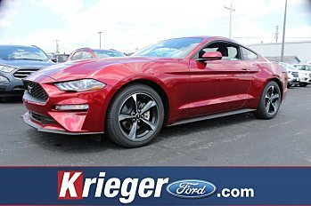 2018 Ford Mustang Coupe for sale 100995907