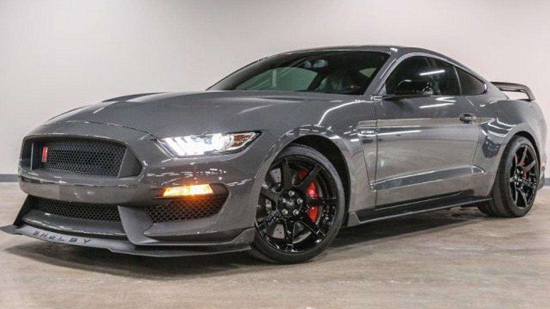2018 Ford Mustang Shelby GT350 Coupe for sale 101011745