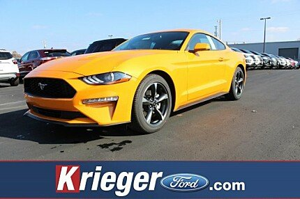 2018 Ford Mustang Coupe for sale 100922497
