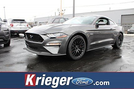 2018 Ford Mustang GT Coupe for sale 100931568