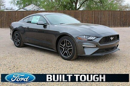 2018 Ford Mustang Coupe for sale 100951118