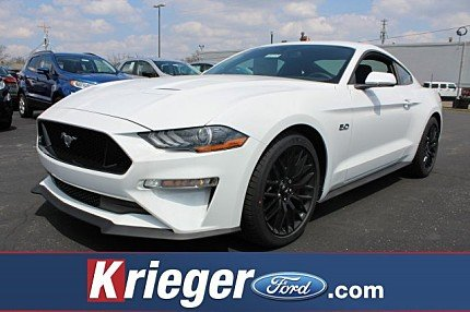 2018 Ford Mustang GT Coupe for sale 100966518
